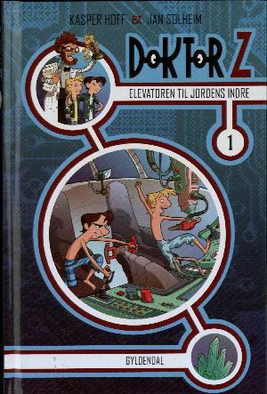 Doktor Z #1: Elevatoren til jordens indre - Maneno