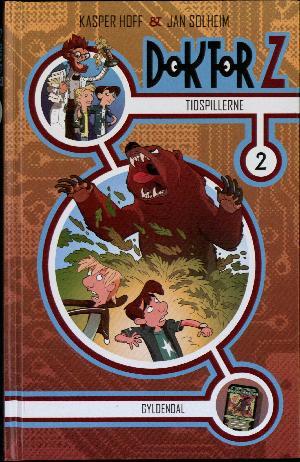 Doktor Z #2: Tidspillerne - Maneno